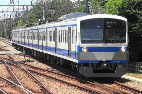 西武鉄道新101系を訪ねて(3)END
