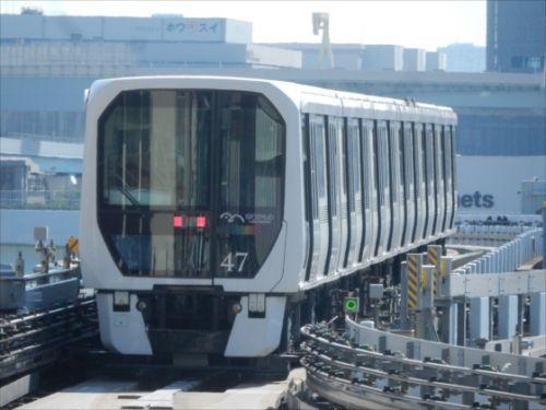 東京臨海新交通臨海線 ゆりかもめ7300系電車 47