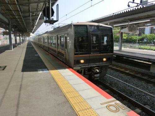 09/02: 駅名標ラリー2018GW大阪ツアー#15: 南方~淡路 UP