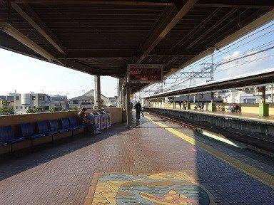 阪神芦屋駅