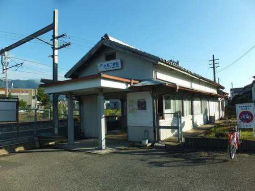大和二見駅 ~ JR和歌山線