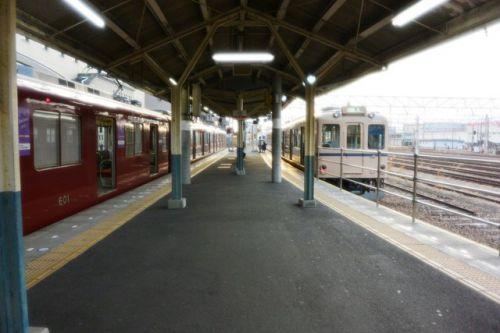 養老鉄道 大垣駅(養老線)