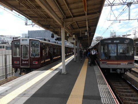 阪急正雀から近鉄上本町へ(10/7活動記)