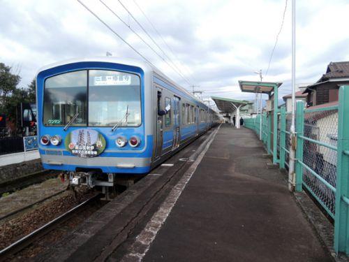 【まったり駅探訪】伊豆箱根鉄道駿豆線・三島二日町駅に行ってきました。