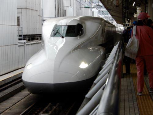 東海道新幹線 JR西N700系5000番台 K1