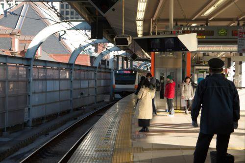 東京駅を発着するJR中央快速線905T 快速八王子行き