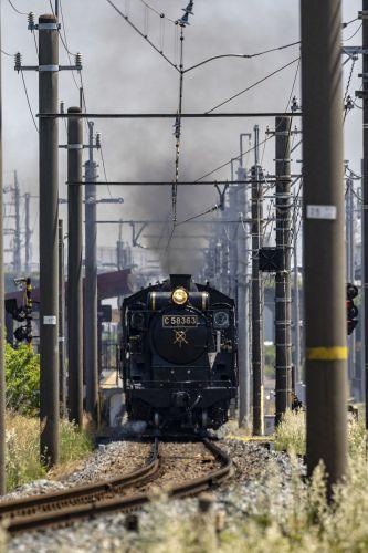 パレオエクスプレス撮り鉄&乗り鉄の旅、終了