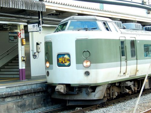 【JR東日本】189系N102編成(長ナノ)6月25日付にて廃車になりました今までの活躍お疲れ様でした!ありがとう!