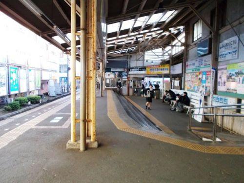 三島広小路駅 伊豆箱根鉄道駿豆線