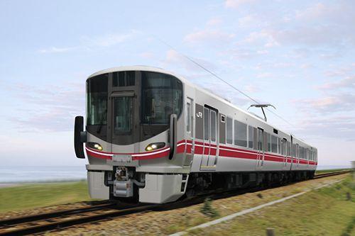 JR西日本、七尾線に521系を導入へ