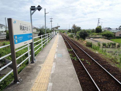 【まったり駅探訪】鳴門線・阿波大谷駅に行ってきました。