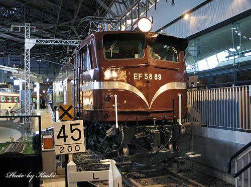 EF58 89/EF58形/さいたま市鉄道博物館