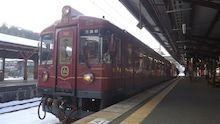 京都丹後鉄道KTR700形「あかまつ」仕様車