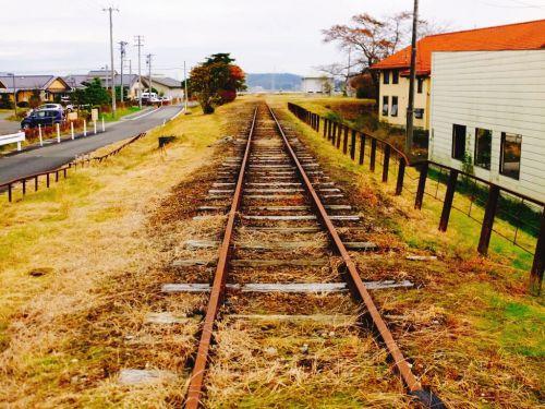 くりはら田園鉄道の廃線跡を訪ねて~(2)