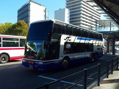 2019年10月15日ジェイアール東海バス ドリームなごや11号(新木場駅~岐阜駅(北口))