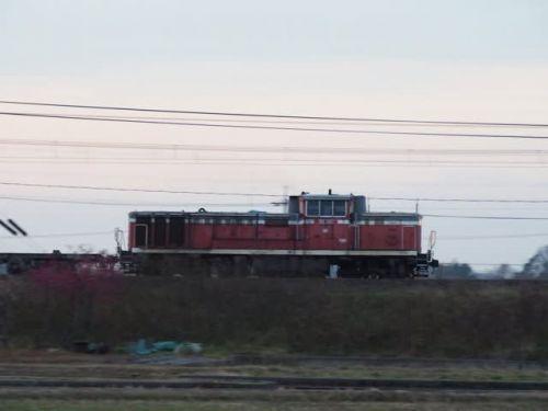 2020年3月13日,今朝の山陽線 水島臨海鉄道 DE70-1