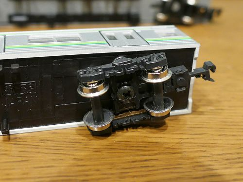 KATO・鉄道コレクション(トミーテック)・グリーンマックス3社の国鉄205系を比較してみる