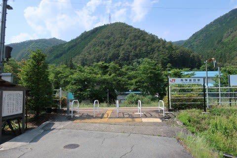 JR東海 飛騨宮田駅