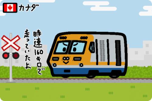VIA鉄道 6900形(LRC)