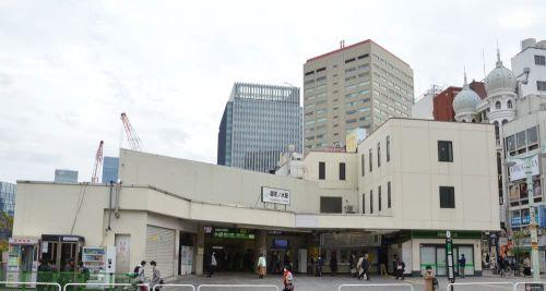 御茶ノ水駅西口 【中央線】2020.NOV