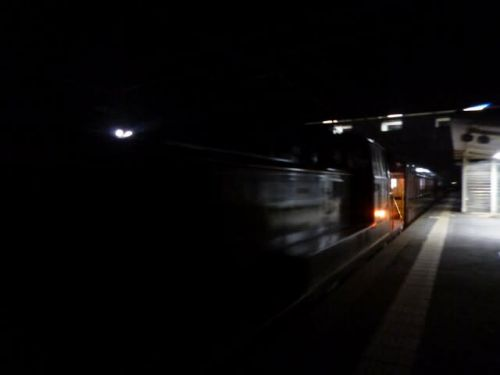 JR九州 臨時列車『 SL鬼滅の刃 』最終運行日