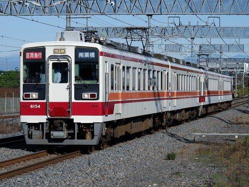 運用が減少する東武鉄道6050系