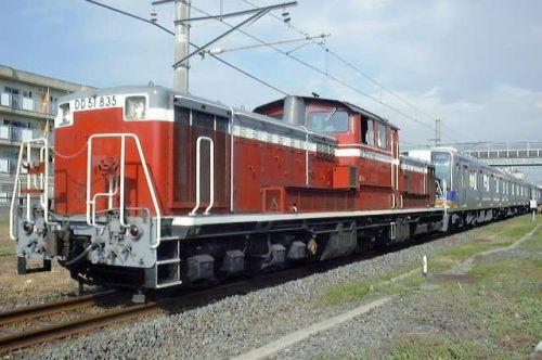 紀州路の鉄道風景 2001年
