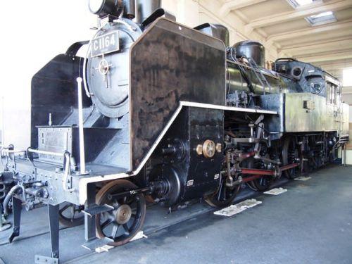 C11 64(国鉄C11形蒸気機関車)