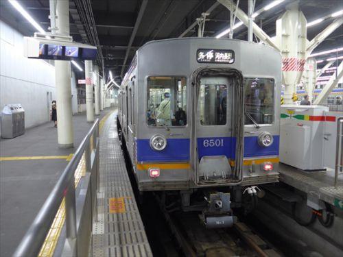 西日本完乗への道-関西JR編(13) 南海本線 難波駅 ~これぞ大阪ミナミの大ターミナル駅~