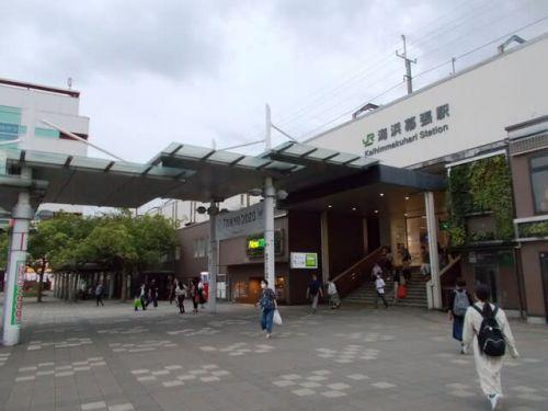 海浜幕張駅(JR東日本)京葉線