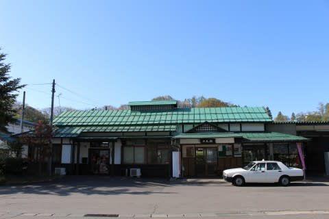 しなの鉄道 牟礼駅