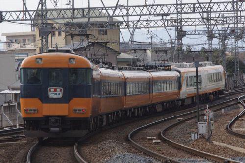 【近畿日本鉄道】定期運用終了した12200系車両を臨時特急列車として運転(2021年4月の4日間)