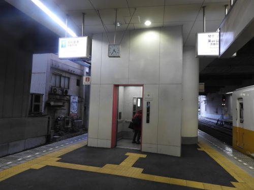 瓦町駅(ことでん=高松琴平電鉄)/香川県高松市/2020年12月(12月29日)