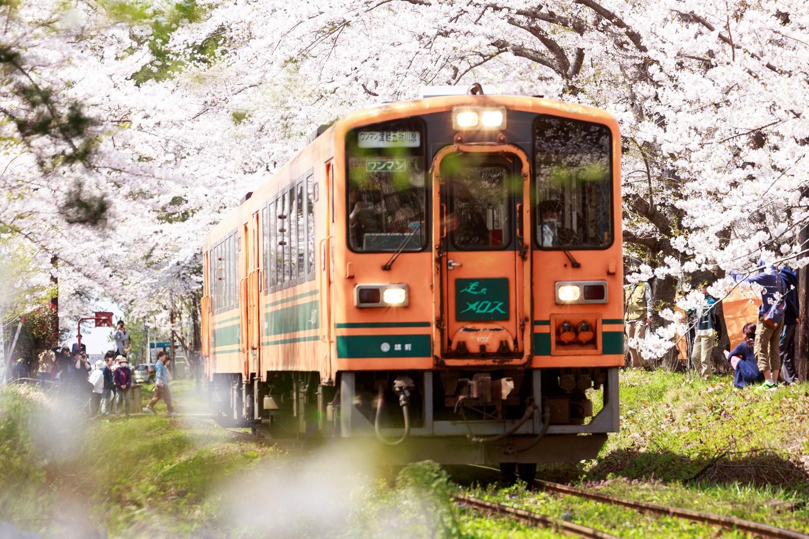 トランスイート四季島JR青森駅から