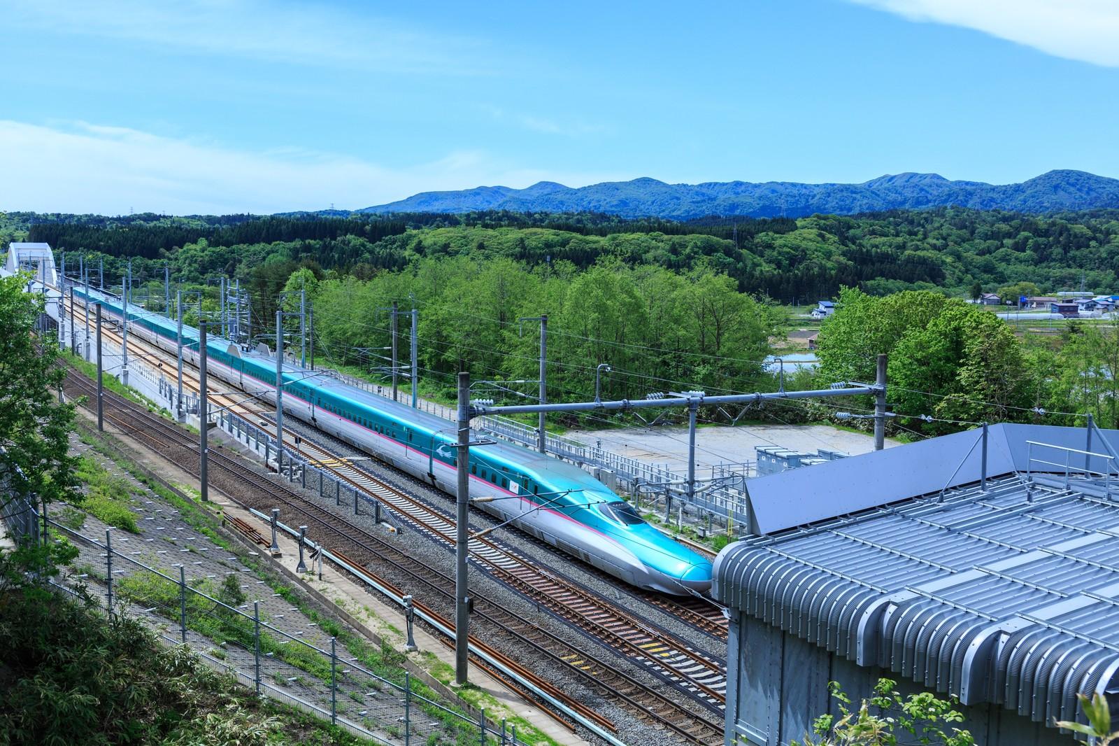 連載情報「鉄道ファン」(交友社)